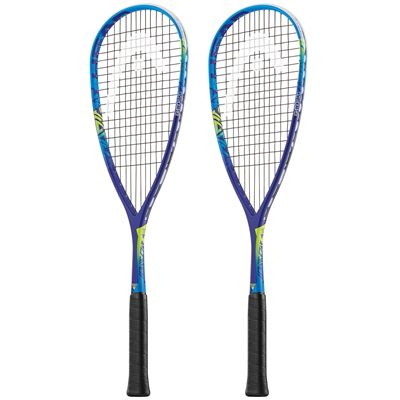 Head Ignition 120 Squash Racket Double Pack SS16