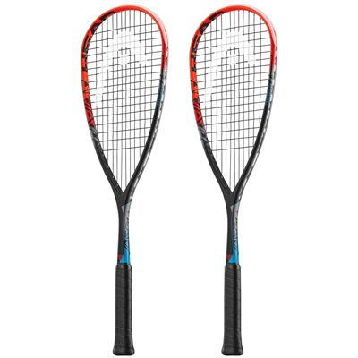 Head Ignition 135 Squash Racket Double Pack