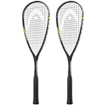 Head Ignition 145 Squash Racket Double Pack