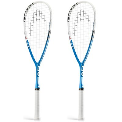 Head Innegra Eclipse Squash Racket Double Pack
