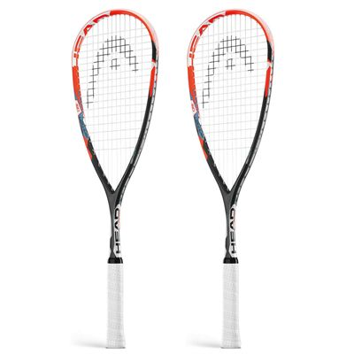 Head Innegra Ignition 135 Squash Racket Double Pack