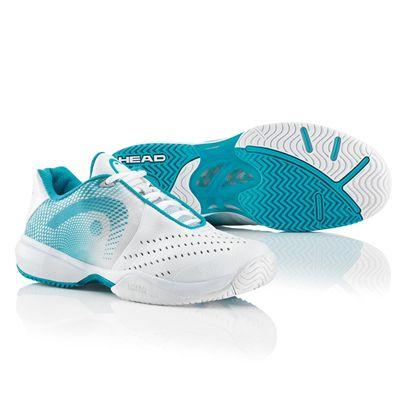 Head Instinct II Team Womens Court Shoes