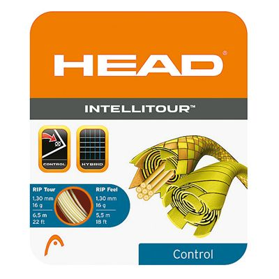 Head Intellitour Hybrid Tennis String Set