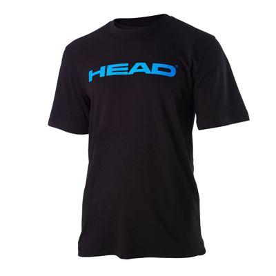 Head Ivan Mens T-Shirt - Black/Blue