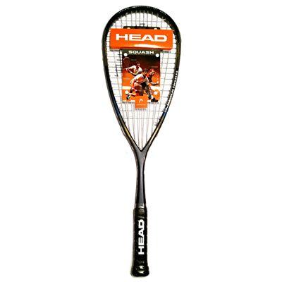 Head IX 120 Squash Racket Double Pack - Cover - Logo