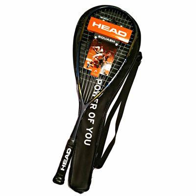 Head IX 120 Squash Racket Double Pack - Cover - Unpacked