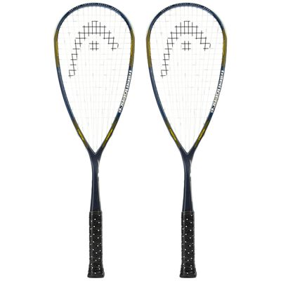 Head IX 120 Squash Racket Double Pack