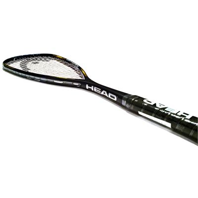 Head IX 120 Squash Racket - Angled