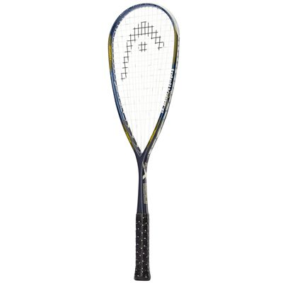Head IX 120 Squash Racket - Slant