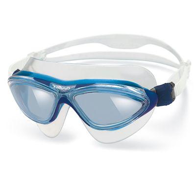 Head Jaguar LiquidSkin Swimming Mask - Clear Blue Frame Blue Lenses