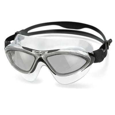 Head Jaguar LSR Swimming Goggles - Clear Black Frame Smokie Lenses