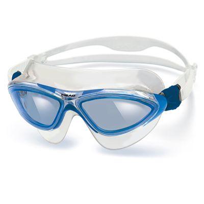 Head Jaguar LSR Swimming Goggles - Clear Blue Frame Blue Lenses