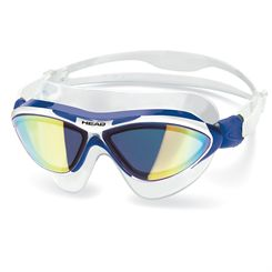Head Jaguar Mirrored LiquidSkin Swimming Goggles