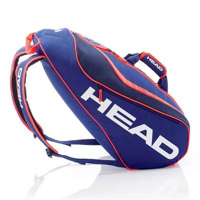 Head Junior Combi Rebel Racket Bag - Side
