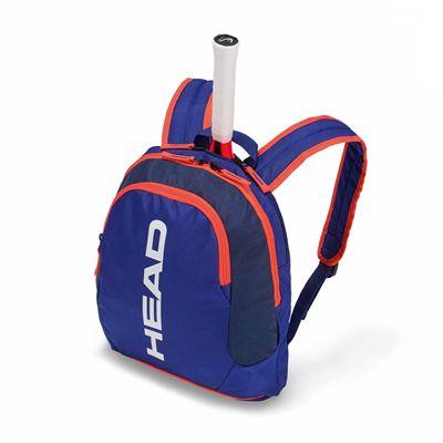 Head Kids Backpack AW17 - Blue/Orange