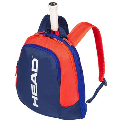 Head Kids Backpack SS19 Blue Orange