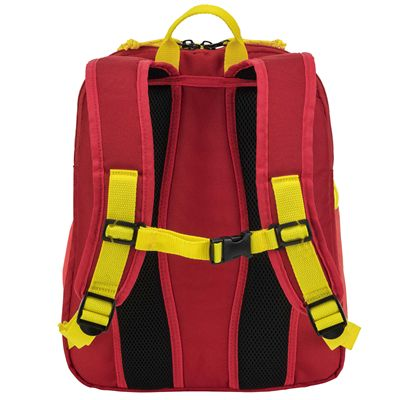 Head Kids Backpack SS20 - Blue - Red - Back
