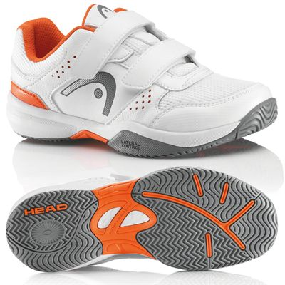 Head Lazer Velcro Junior Tennis Shoes