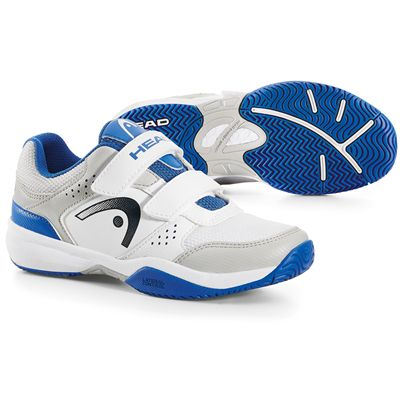 Head Lazer Velcro Junior Tennis Shoes-Main Image
