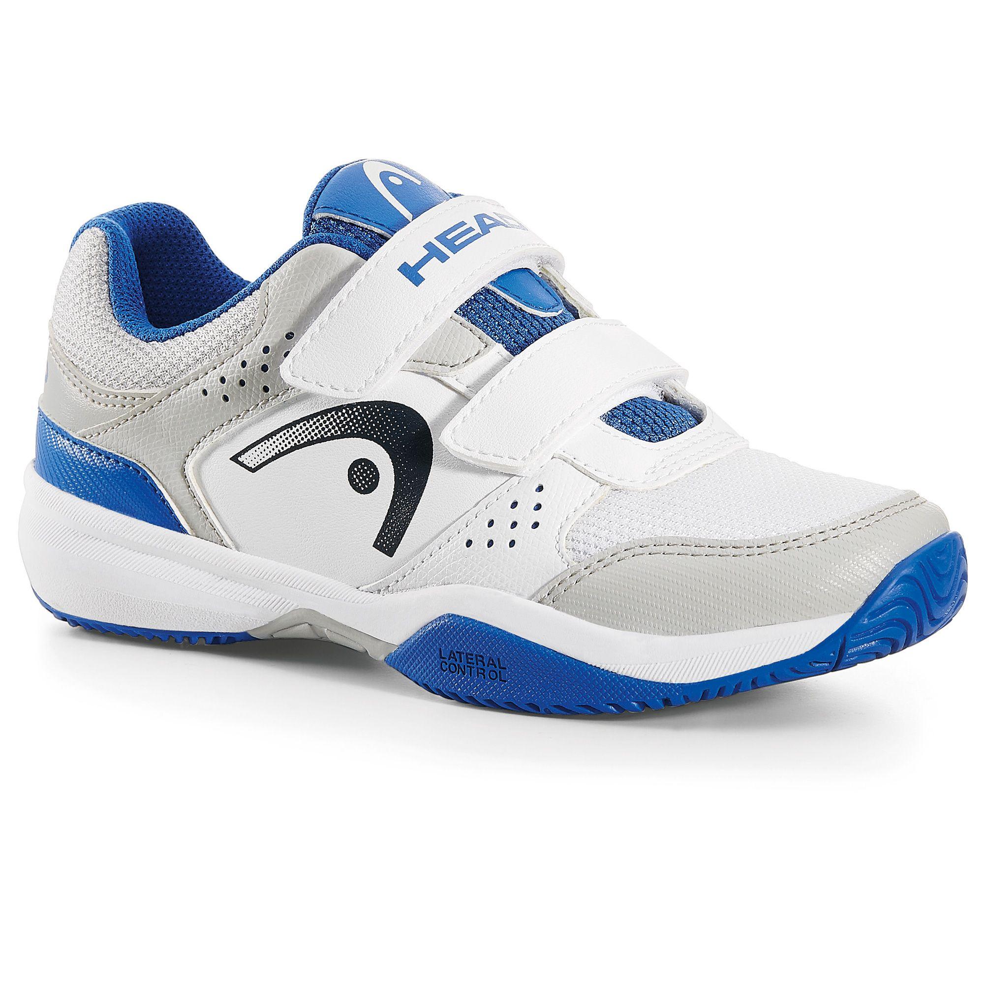 Head Lazer Velcro Junior Tennis Shoes Sweatband Com
