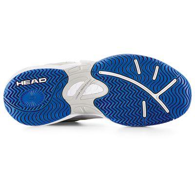 Head Lazer Velcro Junior Tennis Shoes-Sole