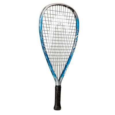 Head LM Blast Racketball Racket  - blue silver