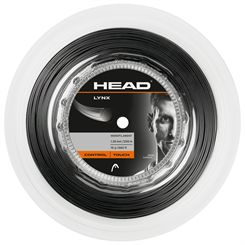 Head Lynx Tennis String 200m Reel