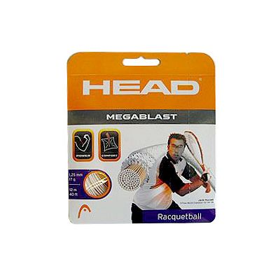 Head Megablast 1.25mm Racketball String Set