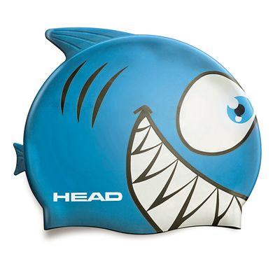 Head Cuffia Meteor Swimming Cap - Blue