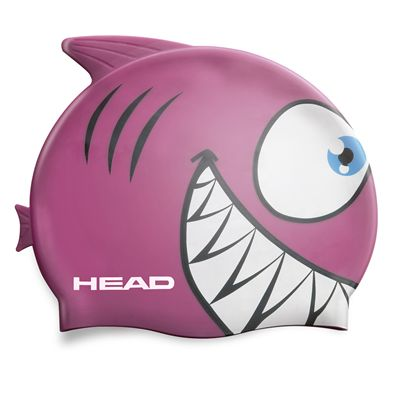 Head Cuffia Meteor Swimming Cap - Pink