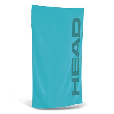 Head Sport Microfiber Towel - Light Blue