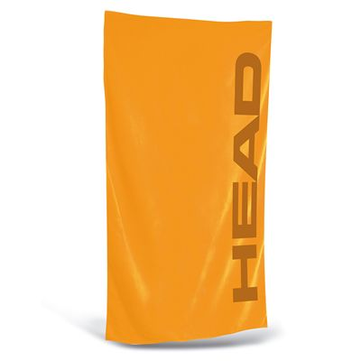 Head Sport Microfiber Towel - Orange