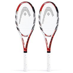 Head MicroGel Radical MP Tennis Racket Double Pack