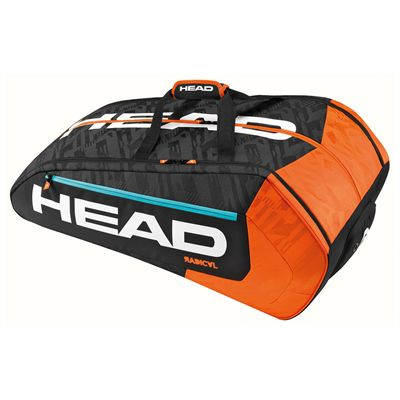Head Murray Radical Monstercombi 12 Racket Bag