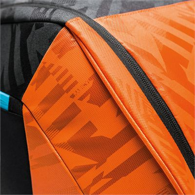 Head Murray Radical Monstercombi 12 Racket Bag Zip Close View