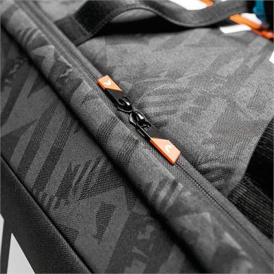 Head Murray Radical Monstercombi 12 Racket Bag Zips View