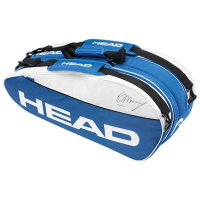 Head Murray Team Combi 8 Racket Bag