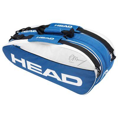 Head Murray Team Combi 8 Racket Bag