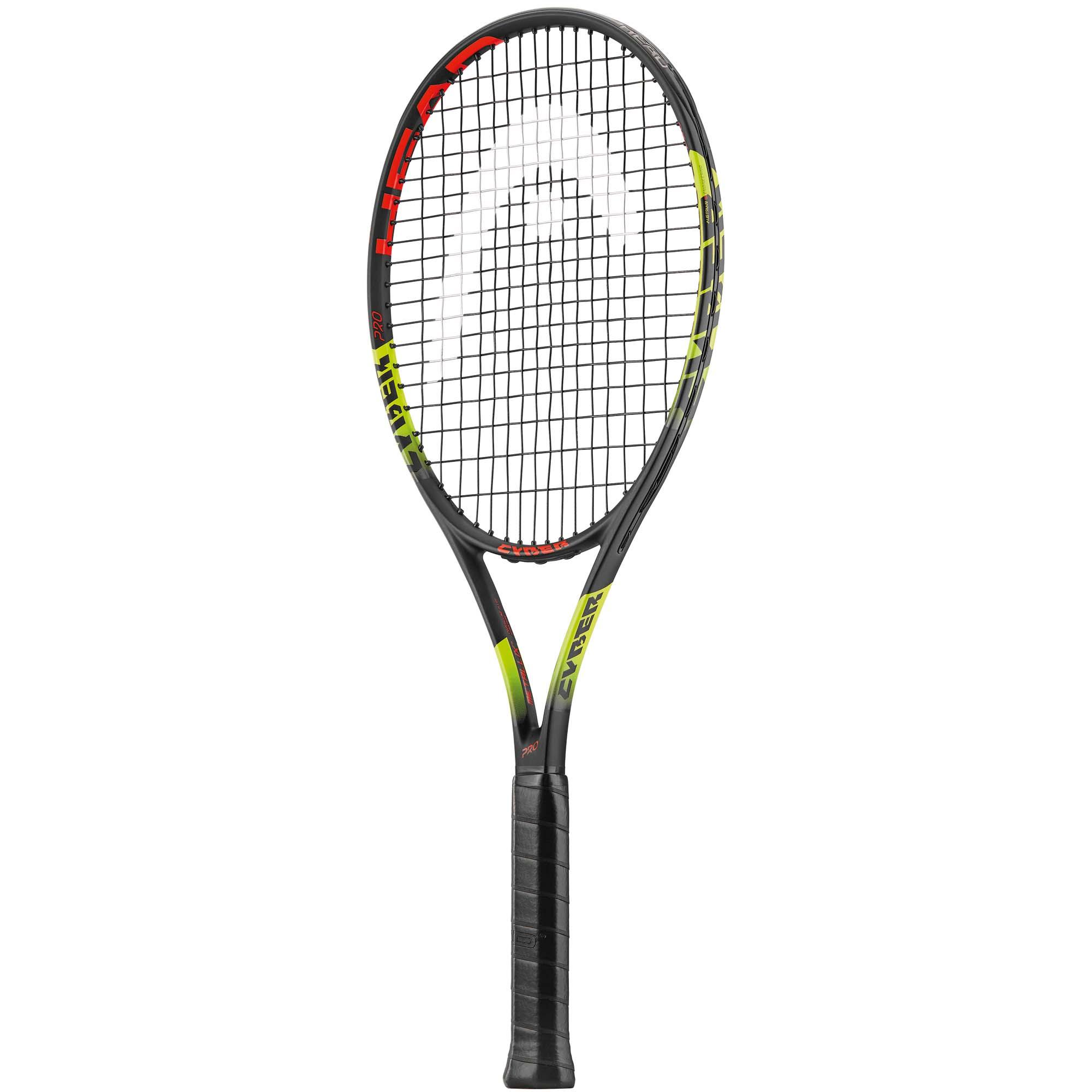 Head MX Cyber Pro Tennis Racket  Grip 1
