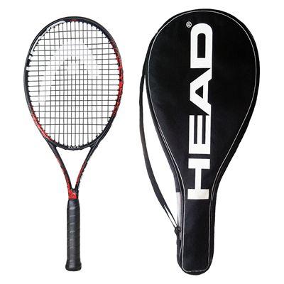 Head MX Elite Pro Tennis Racket - Racket + Cover