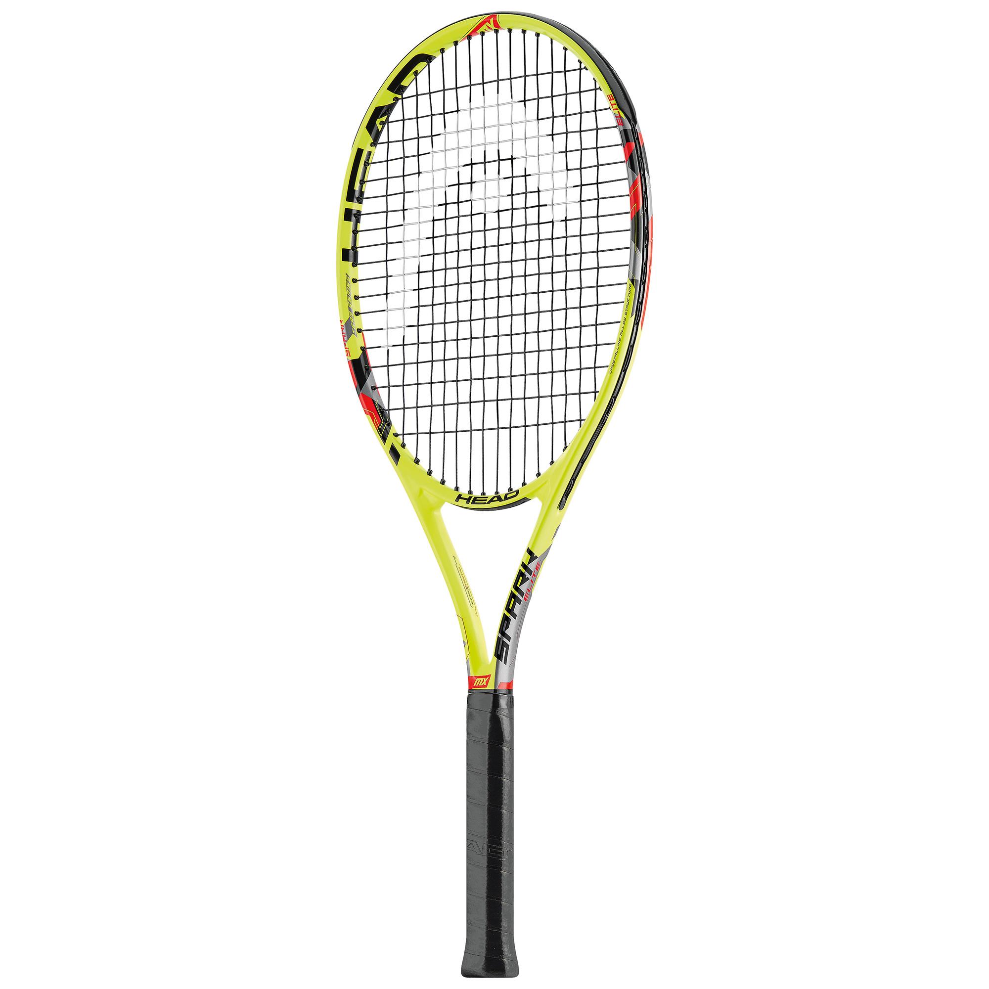 Head MX Spark Elite Tennis Racket  Grip 3