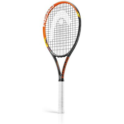 Head MX Spark Pro Tennis Racket Front View