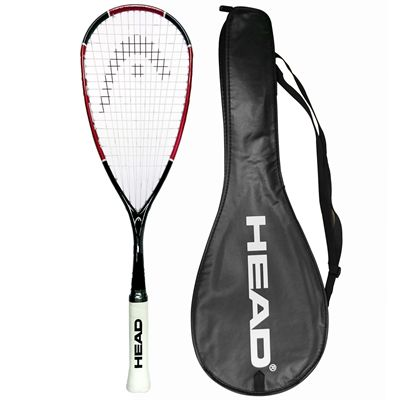 Head Nano Ti110 Squash Racket - Cover