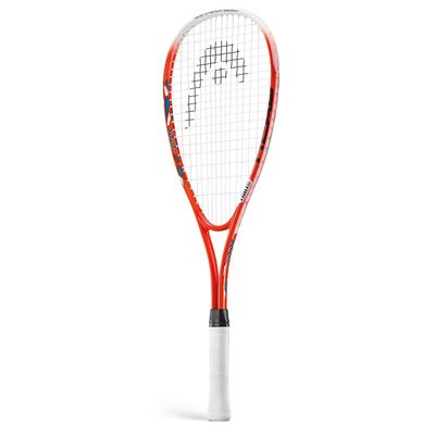 Head Nano Ti Junior Squash Racket Side View
