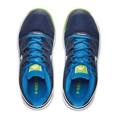 Head Nitro Junior Tennis Shoes - Sole - Above