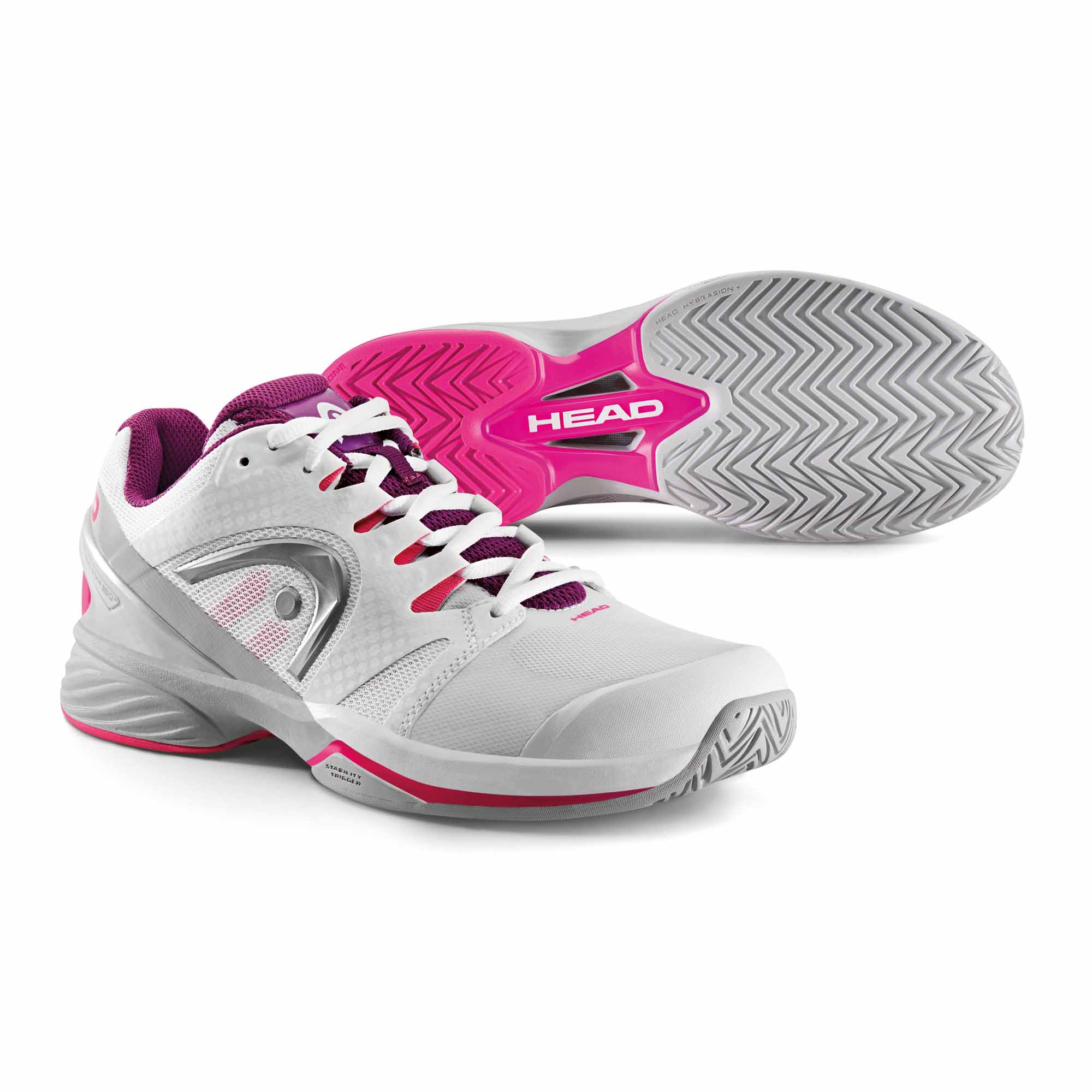Head Nitro Pro Ladies Tennis Shoes  6.5 UK