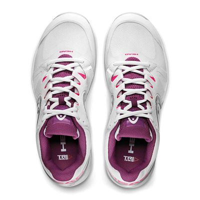 Head Nitro Pro Ladies Tennis Shoes - Above