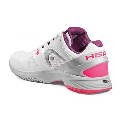 Head Nitro Pro Ladies Tennis Shoes - Back