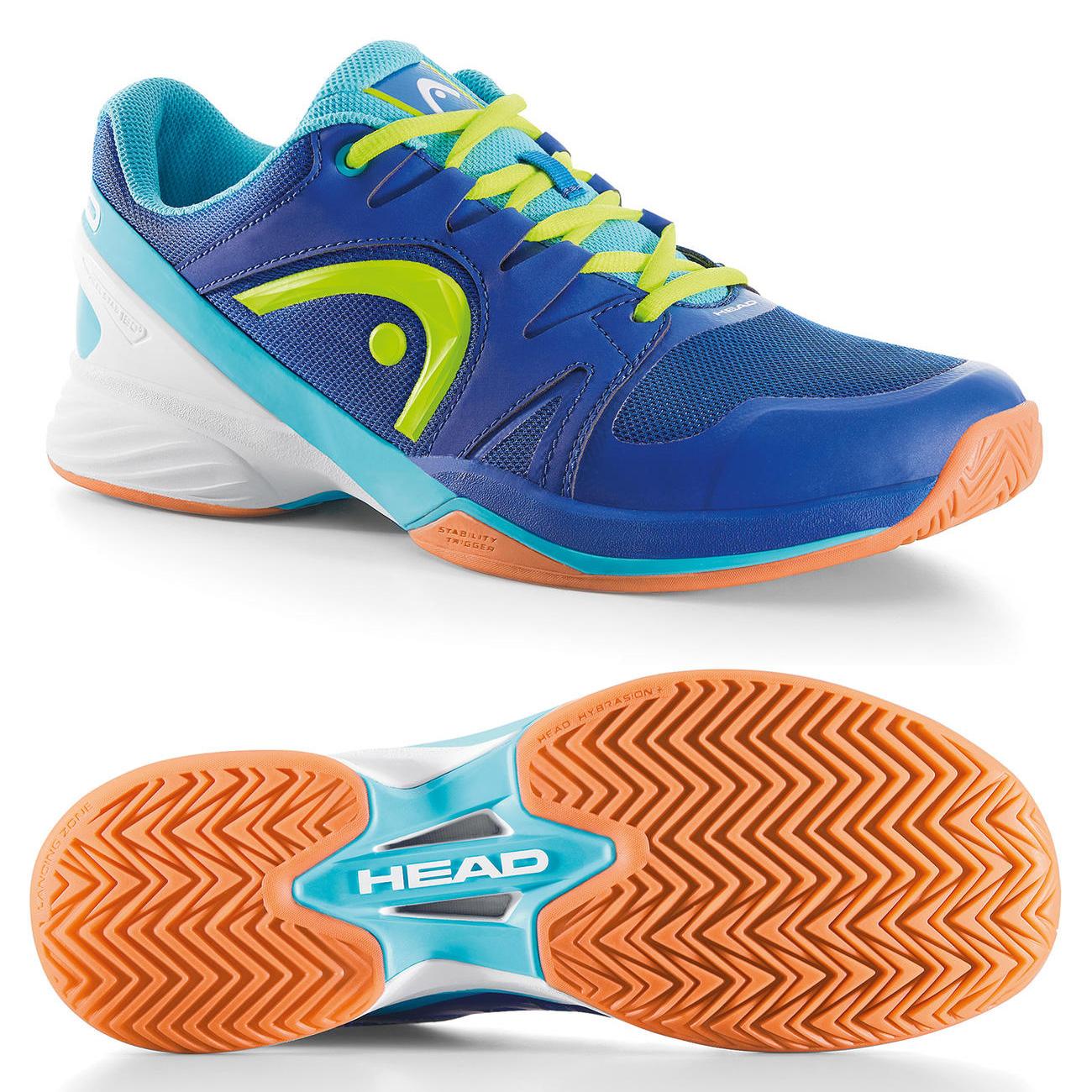 Head Nitro Pro Mens Indoor Court Shoes  9 UK