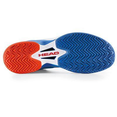 Head Nitro Pro Mens Tennis Shoes-Sole View